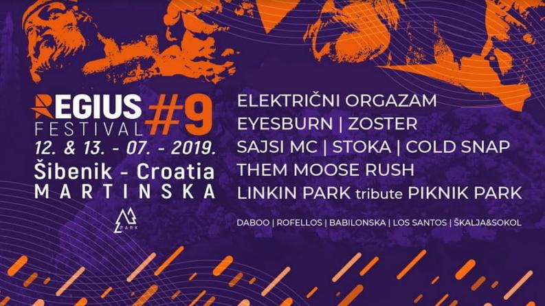 S Regius festivalom po Hrvatskoj: Pet promo partyja od sjevera do juga