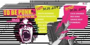 12. To Be Punk.Festival. u Hali 6 Novosadskog sajma 31.05. i 01.06.
