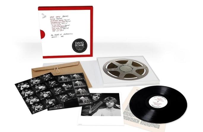 The 'Mercury' Demos – uskoro stižu neobjavljene snimke Davida Bowieja
