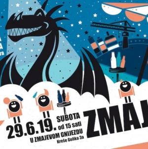 Šank, Debeli Precjednik, Dregermajster Crew i Tri kapljice na festivalu Zmajevo