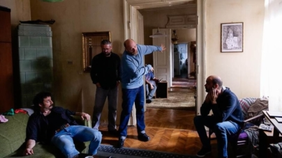 'Živ čovek' – Počelo snimanje novog filma Olega Novkovića