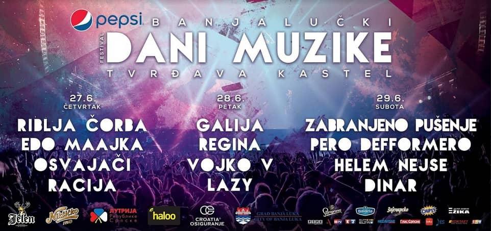 Banjalučki Dani Muzike 2019.