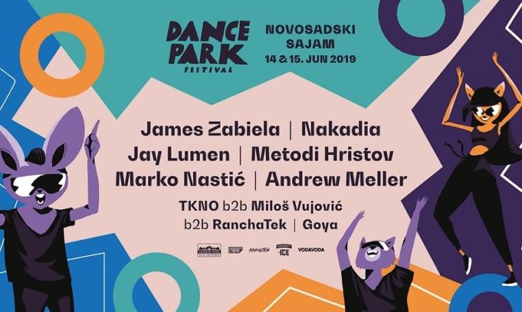 Dance park festival 14. i 15. juna na Novosadskom sajmu