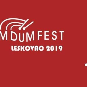 Deveto izdanje Drum Dum Festa u Leskovcu 18. i 19. jula