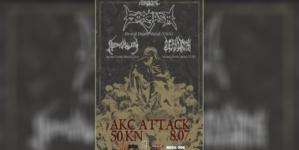 Gorgasm, Cenotaph i Abnormality stižu u zagrebački AKC Attack
