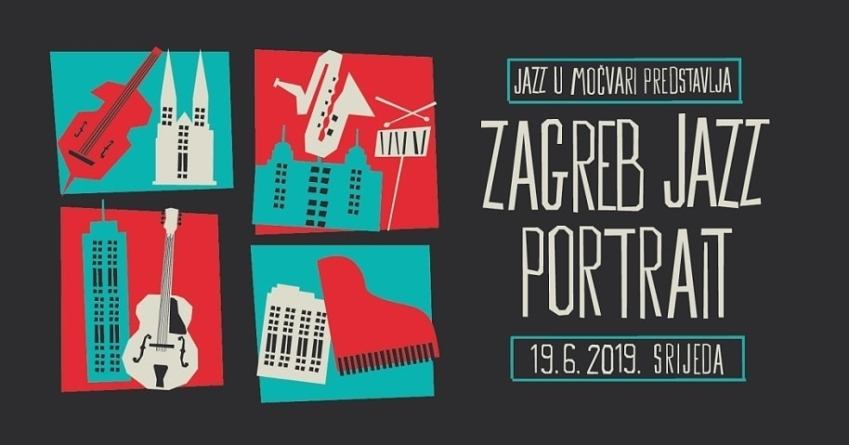 Jazz u Močvari predstavlja Zagreb jazz portrait