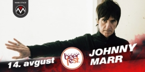 Johnny Marr na Belgrade Beer Festu