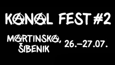 Kanal Fest – velika punk fešta i ovo ljeto na Martinskoj