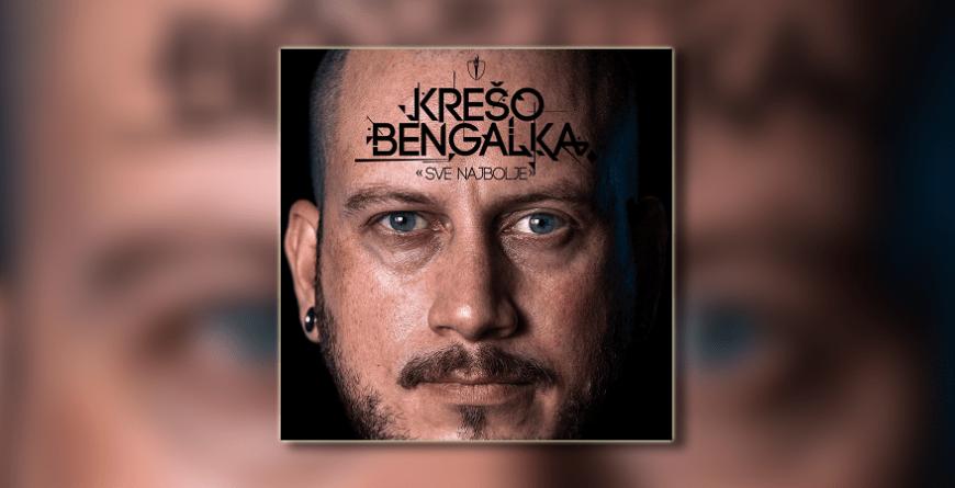 Krešo Bengalka objavio novi album 'Sve najbolje'