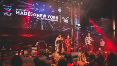 Održan četvrti po redu Made in New York Jazz Festival, Montenegro 2019