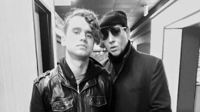 Marilyn Manson ima novog bubnjara Brandona Pertzborna