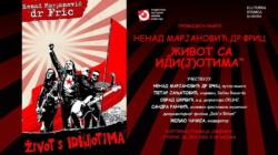 """Novosadska promocija knjige """"Život s idi(j)otima"""" 18.06. u KS Svilara"""