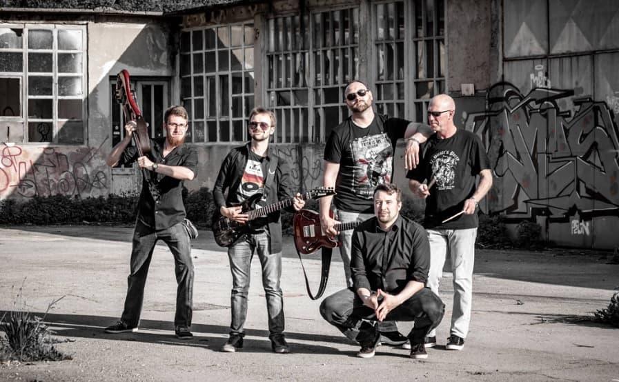 PleteRI rock bend iz Rijeke