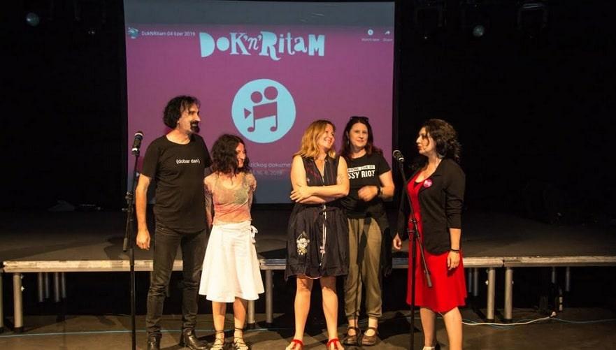 Pobednici četvrtog festivala muzičkog dokumentarnog filma DoknRitam