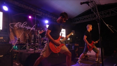 Rokerijada 2019 – Konkurs za prijave mladih autorskih bendova iz Srbije