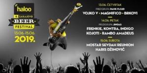 Nagradna igra   Dijelimo 5×2 ulaznice za 8. haloo Sarajevo beer festival