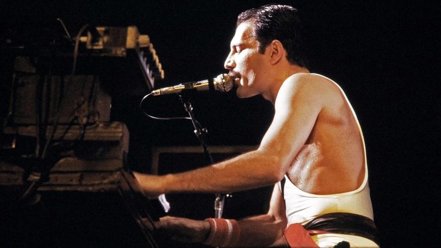 Time Freddie Mercury