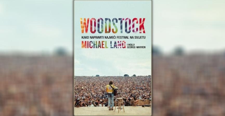 Rockmark predstavio knjigu 'Woodstock – Kako napraviti najveći festival na svijetu'