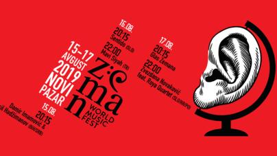 II World Music Fest Zeman u Novom Pazaru od 15. do 17. augusta