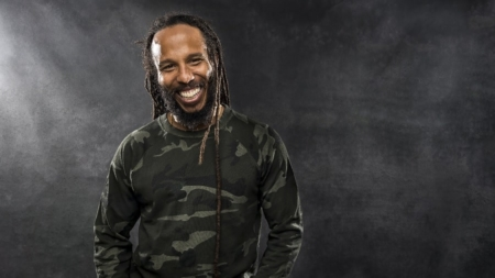 Ziggy Marley shares video for 'World Revolution'