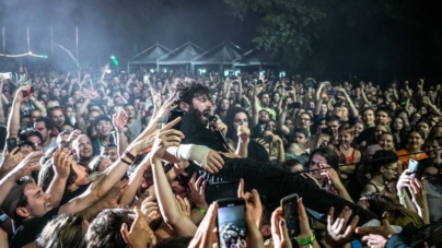 Foals, The Hives, Johnny Marr, Skindred i drugi energičnim koncertima otvorili INmusic festival #14