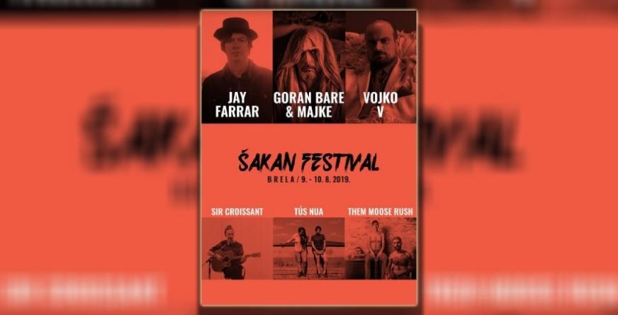Za mjesec dana se održava 4. Šakan Festival u Brelima