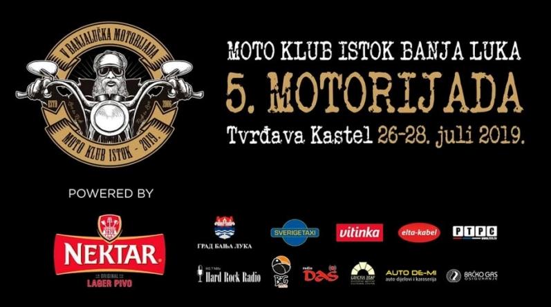 Rock'n'roll maraton za 5. jubilarnu motorijadu Moto kluba Istok