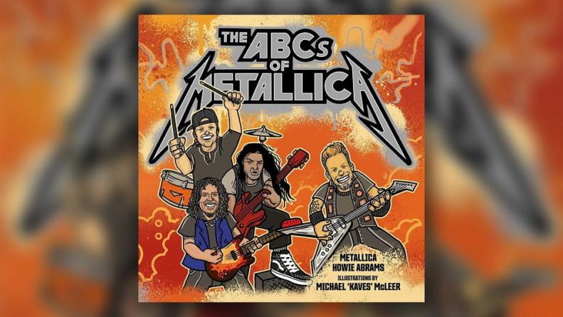 'ABCs of Metallica' – Metallica objavljuje knjigu za djecu