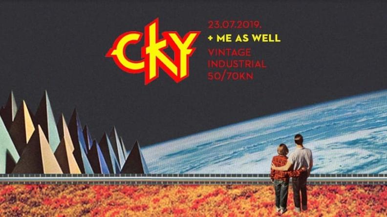 CKY 23. srpnja u zagrebačkom Vintageu