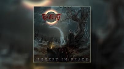 "Contusio objavili debitantski album ""Unrest in Peace"""