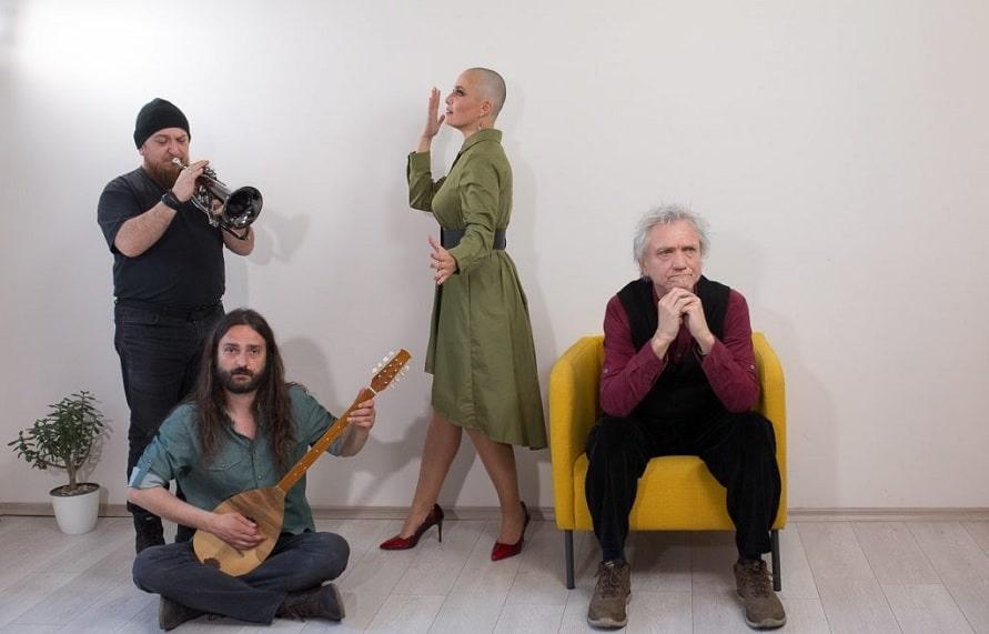 Darko Rundek i Baklava predstavili pesmu Ruzmarin