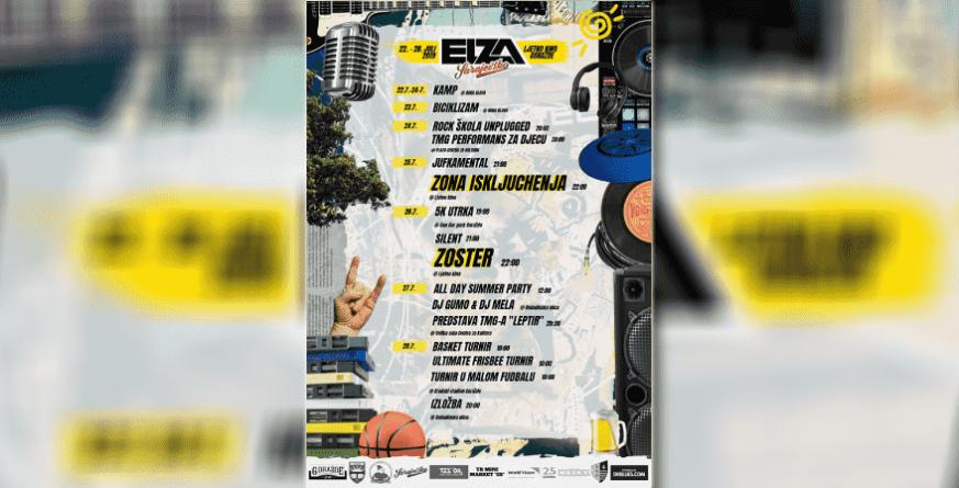 7. ELZA Fest u Goraždu od 22. do 28. jula