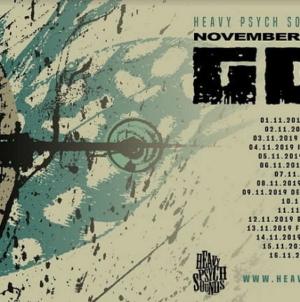 Gozu announces European tour for November of 2019