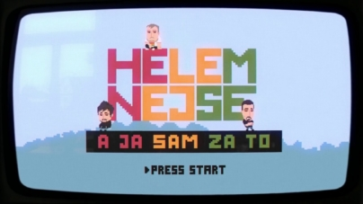 "Helem nejse predstavili animirani spot za pjesmu ""A ja sam za to"""