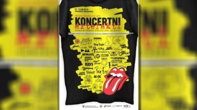 "Humanitarna izložba ""Koncertni artefakti"" u Nišu od 3. do 13. avgusta"