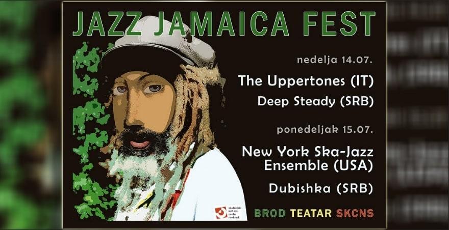 Jazz jamaica Fest