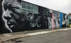 Galerija | John Coltrane i Billie Holiday murali u Torontu