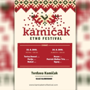 Ljeto u Sinju – Kamičak etno festival