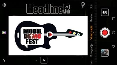 Otvoren konkurs za Mobil Demo Fest