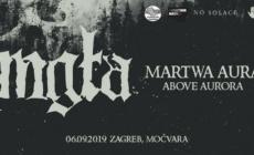 Black metal atrakcija Mgla napokon u Hrvatskoj