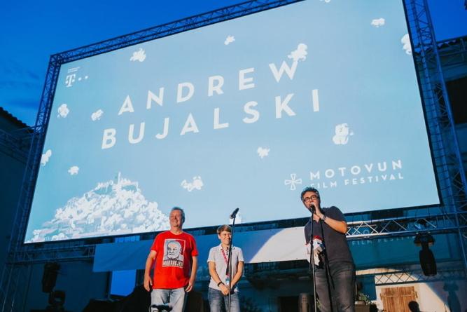 Motovun priredio veliko iznenađenje za Andrewa Bujalskog