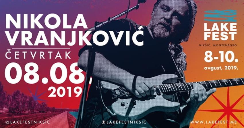 """Nikola Vranjković:""""Sviraćemo dosta starih pjesama i nekoliko sa Veronautike"""""""