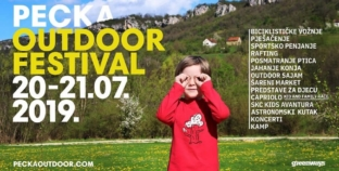 Drugi 'Pecka Outdoor Festival' 20. i 21. jula