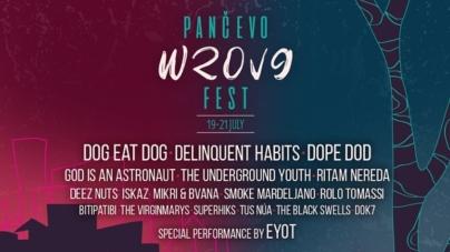 Pančevo Wrong Fest – tri dana alternativne muzike