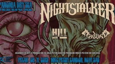 Nightstalker na prvom Panonia Dry Sea Festu u Novom Sadu