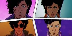"""Prince u animiranom videu za pesmu """"Holly Rock"""""""