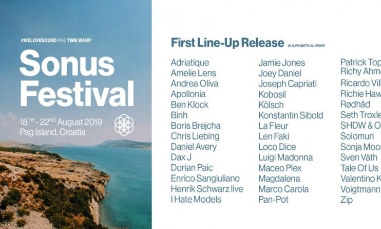Počela je prodaja regionalnih ulaznica za Sonus festival 2019
