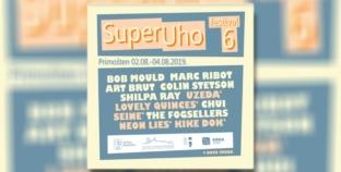 SuperUho zaključuje ovogodišnji program uz Uzedu, Lovely Quinces, Seine, Neon Lies i Kike Doka
