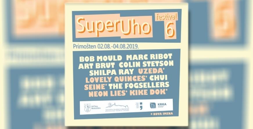 Od petka do nedjelje u Primoštenu se održava 6. SuperUho Festival