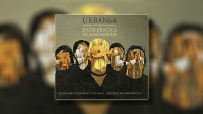 "Objavljen live album ""Urban&4 & Zagrebačka filharmonija"""